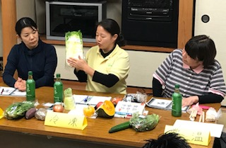 野菜の新鮮な見分け方と保存方法-1